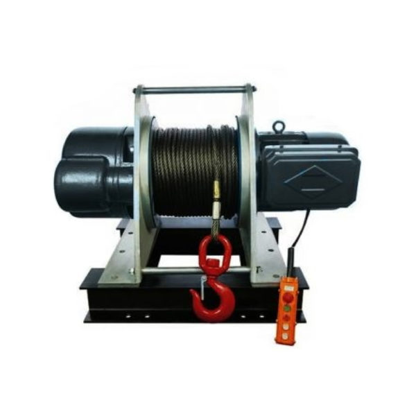 electric winch nobel riggindo samudra