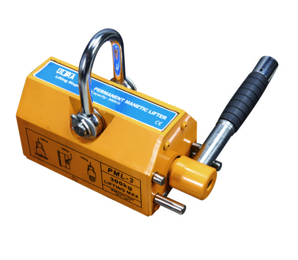 permanent magnetic lifter nobel riggindo samudra