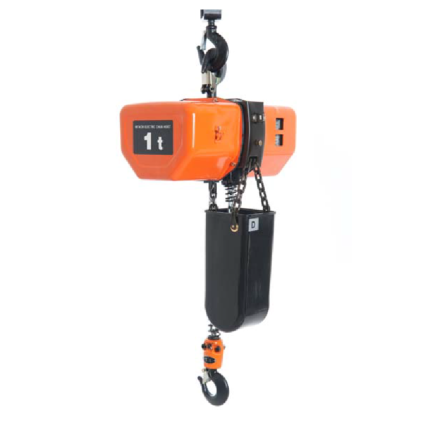 product electric chain hoist nobel riggindo samudra