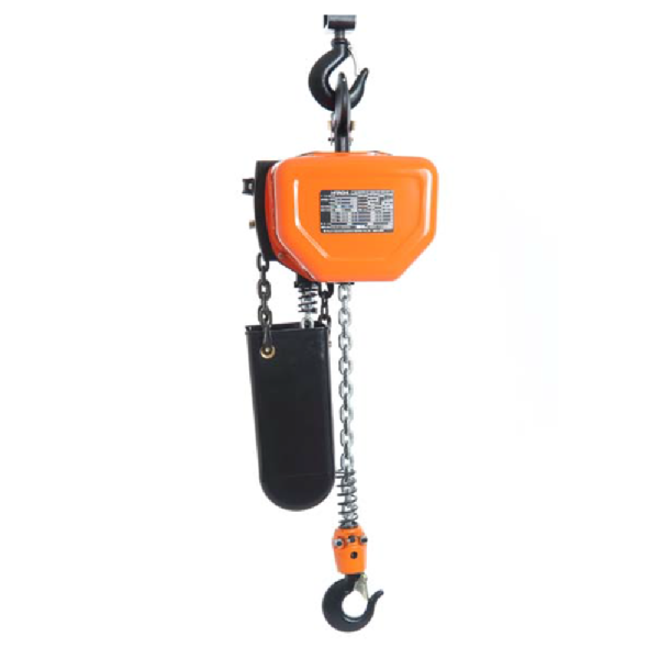 product electric chain hoist nobel riggindo samudra_0
