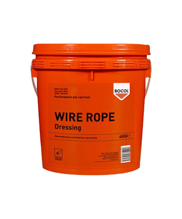wire rope dressing nobel riggindo pic product