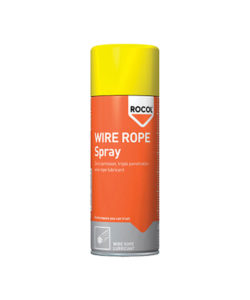 wire rope spray nobel riggindo
